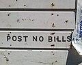 "406 Main ""Post No Bills"" Ferndale CA.jpg"