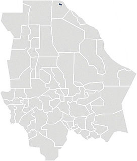 Fourth Federal Electoral District of Chihuahua federal electoral district of Mexico