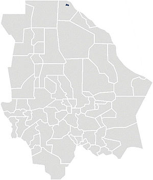 Fourth Federal Electoral District of Chihuahua - District Chih-IV
