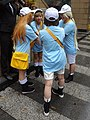 4 cosplayers of Platelet, Cells at Work! 20181209d.jpg