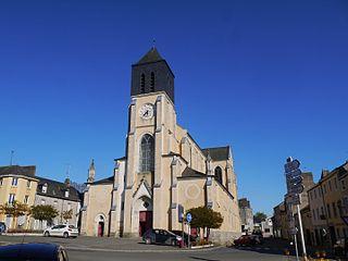 Andouillé Commune in Pays de la Loire, France