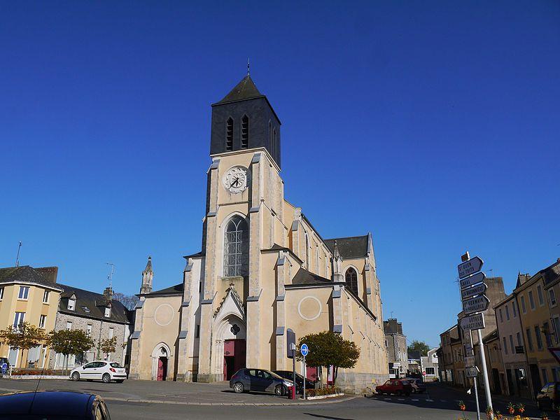 L'église Saint-Matthieu.