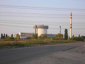 Novovoronezh Nuclear Power Plant - Image: 5 энергоблок