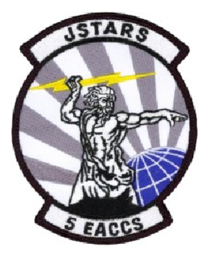 5th Expeditionary Airborne Command and Control Squadron - Image: 5 Expeditionary Airborne Command & Control Sq emblem