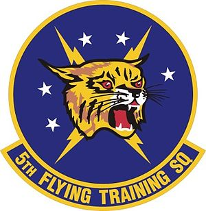 5th Flying Training Squadron - Image: 5th Flying Training Squadron