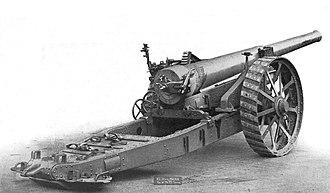 BL 6-inch gun Mk XIX - Image: 6 inch Mark XIX gun rear right