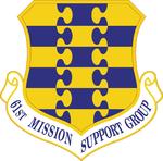 61 Mission Support Gp emblem.png