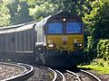 66103 Dollands Moor to Daventry 6M45 (27467300054).jpg