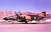 66th Fighter Weapons Squadron - McDonnell Douglas F-4E-38-MC Phantom 68-0400