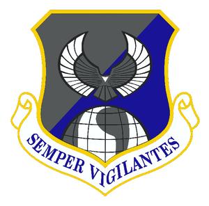 69th Reconnaissance Group - Image: 69th Reconnaissance Group emblem