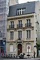 6 rue du Fouarre, Paris 8 May 2017.jpg