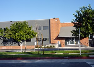 Disney Television Animation - Disney Television Animation's headquarters in Glendale