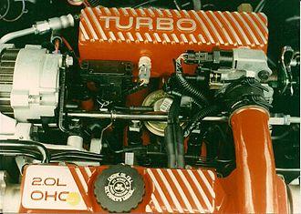 GM Family II engine - LT3 in a 1990 Sunbird GT