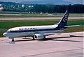 90ax - Olympic Airways Boeing 737-33R; SX-BLA@ZRH;21.03.2000 (6520801329).jpg