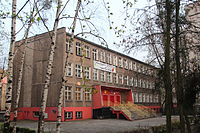 93rd primary school in Wrocław 2014.JPG