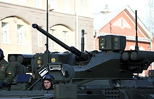 T-15 Armata - Image: 9may 2015Moscow 10