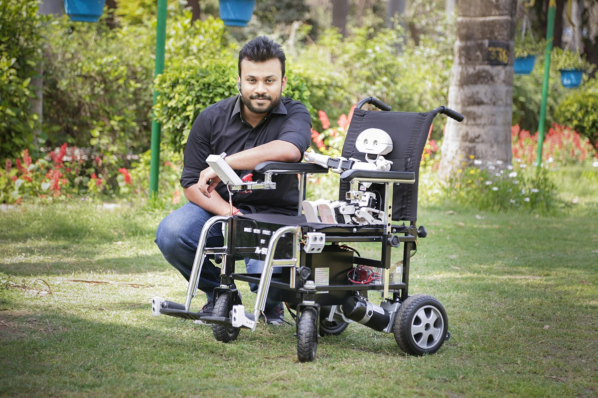 Mind Controlled Wheelchair Wikipedia