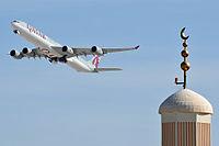 A7-AGA - A346 - Qatar Airways
