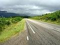 A832 in Slattadale Forest - geograph.org.uk - 218232.jpg