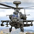 AAC Apache refuels at RAF Shawbury MOD 45166200.jpg