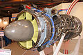 AI-336-2-8 gas-turbine drive at Engineering Technologies 2012.jpg