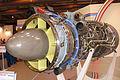 AI-336-2-8 gas-turbine drive at Engineering Technologies 2012.jpg