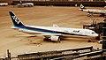 ANA AIR JAPAN BOEING 767-300 HANEDA AIRPORT TOKYO JAPAN JUNE 2012 (7454158632).jpg