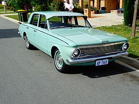 Chrysler Valiant (AP5) - Wikipedia