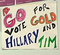 AZ go for gold and vote for Hillary and Tim (30594793001).jpg