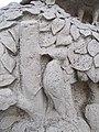 A Bakony madarai szobor, harkály, 2019 Ajka.jpg