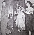 A Hadi and Netty Herawaty dancing Film Varia May 1954 p15.jpg