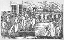 scramble slave auction wikipedia