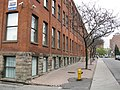 A big old brick building on the east side of Ontario Street -a.jpg
