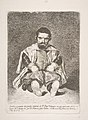 A dwarf (Un enano)Portrait of Sebastian de Morra MET DP816850.jpg