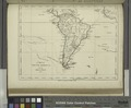 A map of South America and the adjacent islands, 1794. NYPL1567536.tiff