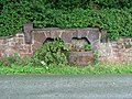 A pair of dry troughs - geograph.org.uk - 231750.jpg