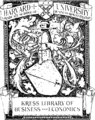 A short account of the two charitable foundations at King's-Cliffe in the county of Northampton Fleuron T099521-1.png