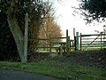 A stile, close to Fryerning - geograph.org.uk - 690895.jpg