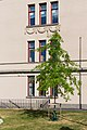 A tree at the side of Olaigatan 25, Örebro.jpg