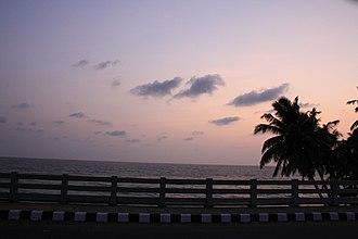Kadalundi - Image: A view from Kadalundi bridge
