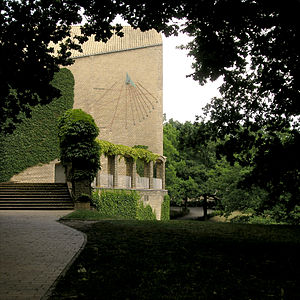 C. F. Møller - Image: Aarhus University, Aarhus (1931)