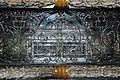 Abbazia di pontida, interno, altare con urna d'argento dei ss. alberto e vito, 1693, 02.jpg