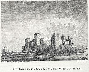Aberconway Castle, Caernarvonshire