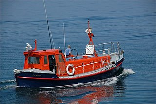 <i>Rother</i>-class lifeboat