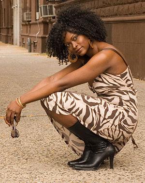 Abiola Abrams - Abrams in Harlem, New York City