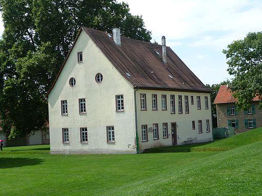 Jagdhaus im Kloster Lorsch.