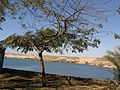 Abu Simbel Nile lake.jpg