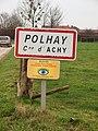 Achy-FR-60-Polhay-panneau d'agglomération-03.jpg