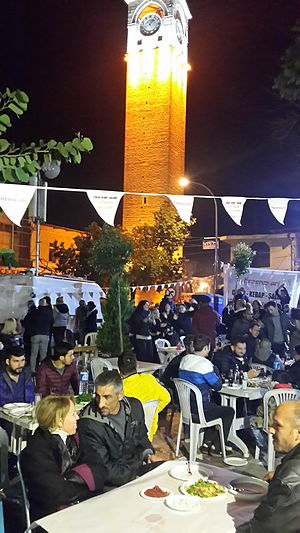 World Rakı Festival - Dining during the festival