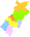 Administrative Division Dazhou.png